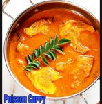 POISSONS CURRY